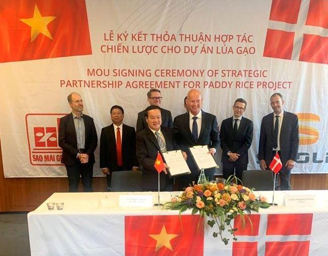 L'usine de transformation de riz la plus moderne en Asie du Sud-Est verra le jour au Vietnam