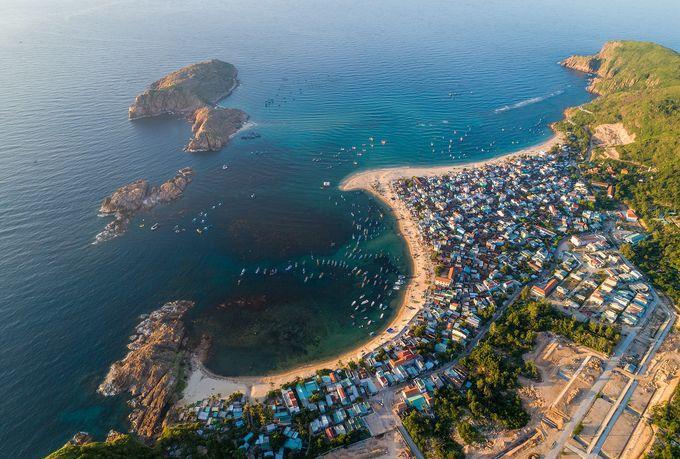 La ville balnéaire de Quy Nhon, une nouvelle destination de villégiature, selon Bangkok Post