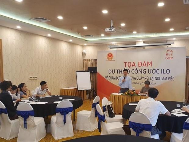 Le Vietnam participe aux négociations de la nouvelle Convention de l