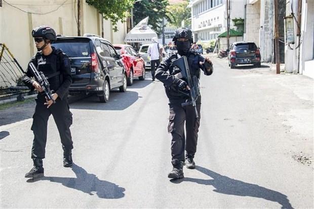 Le président indonésien promet de ne pas tolérer les menaces de sécurité