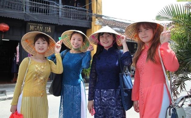 Le Vietnam, destination attrayante pour les touristes sud-coréens