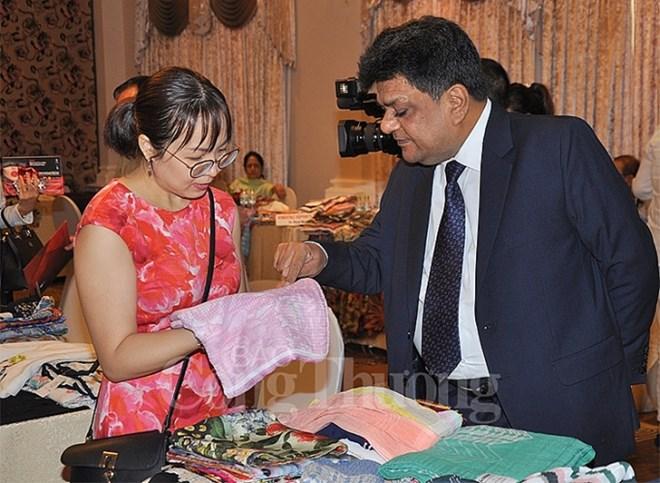 Vietnam-Inde: coopération renforcée dans le textile – habillement