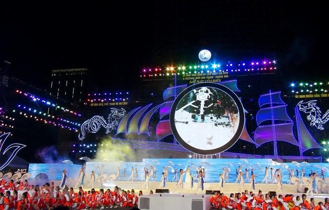 Ouverture de l'Année nationale du tourisme 2019 à Khanh Hoa