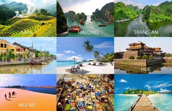 Infographic: Faits saillants du tourisme vietnamien