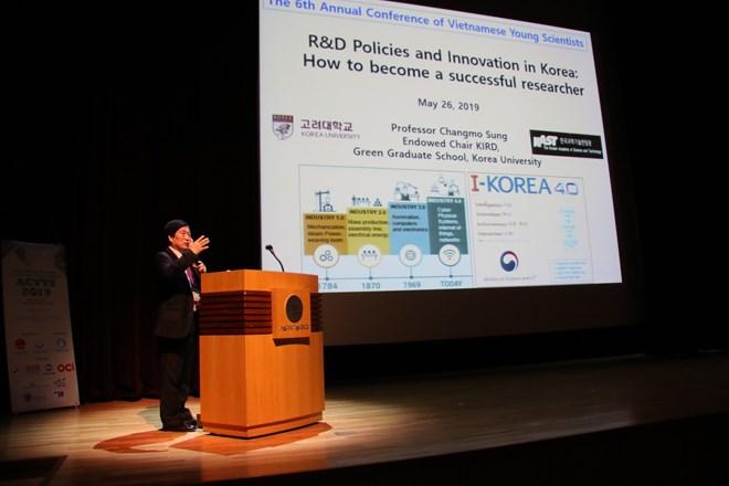 Des étudiants vietnamiens à R. Corée intensifient leurs recherches scientifiques