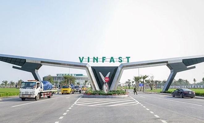 Des bus électriques de Vingroup fonctionneront dans cinq grandes villes