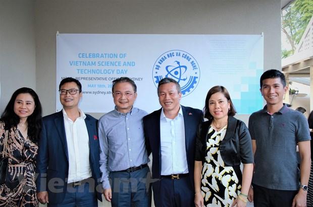 Des intellectuels célèbrent la journée des sciences et technologies du Vietnam à Sydney