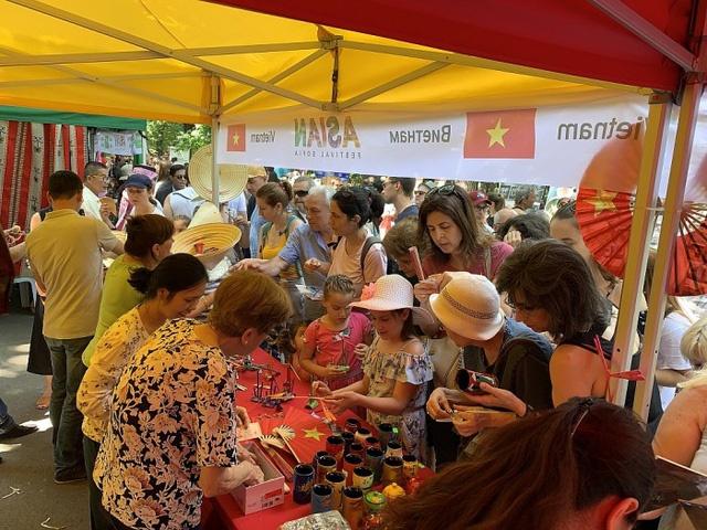 Promotion de la culture vietnamienne au Festival Asian 2019 à Sofia