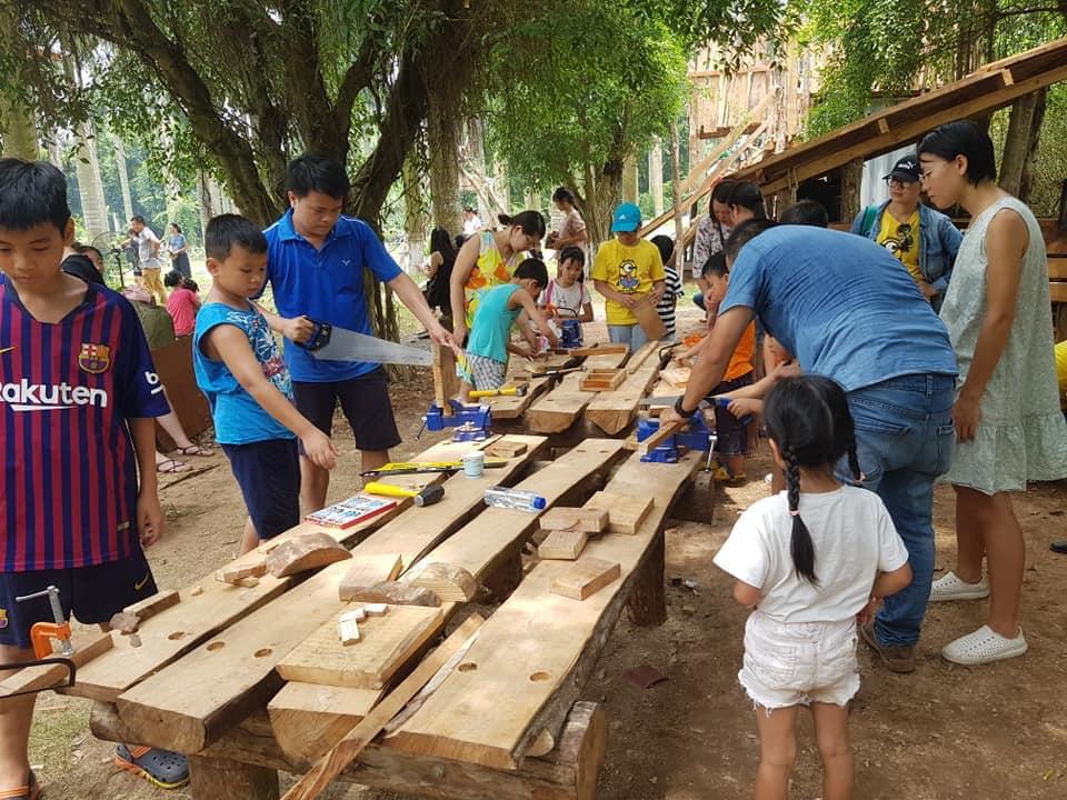 Hanoï: ouverture du premier terrain d'aventure au Vietnam
