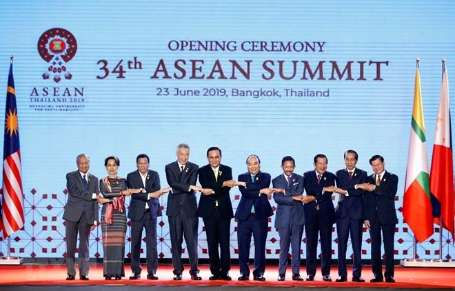 La réunion restreinte du 34ème sommet de l