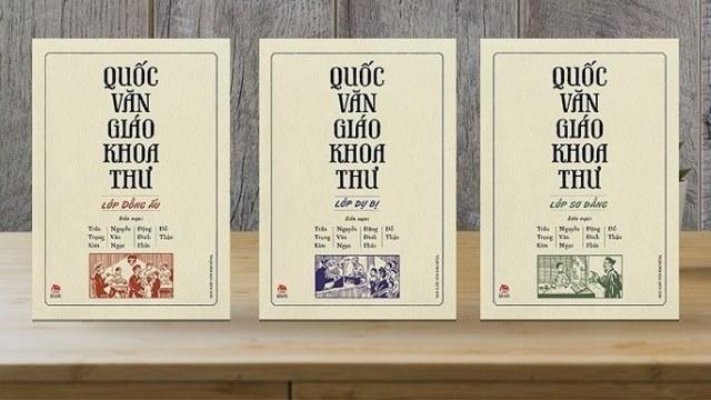 Réédition de manuels primaires vietnamiens du début du XXe siècle