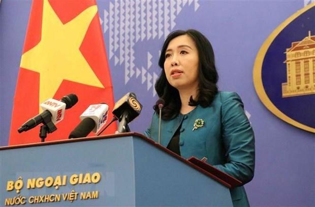 Le Vietnam affirme sa souveraineté sur les archipels de Hoang Sa et Truong Sa