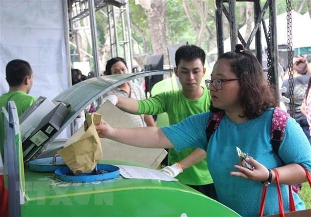 Le PM apprécie l'initiative de création de l'organisation de recyclage des emballages