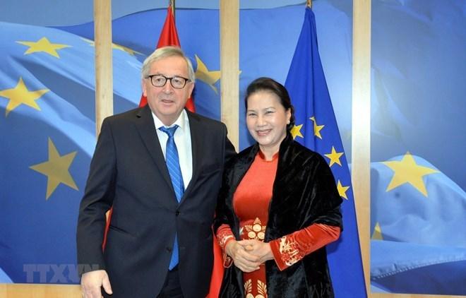 L'UE apprécie la signature de l'accord de libre-échange avec le Vietnam