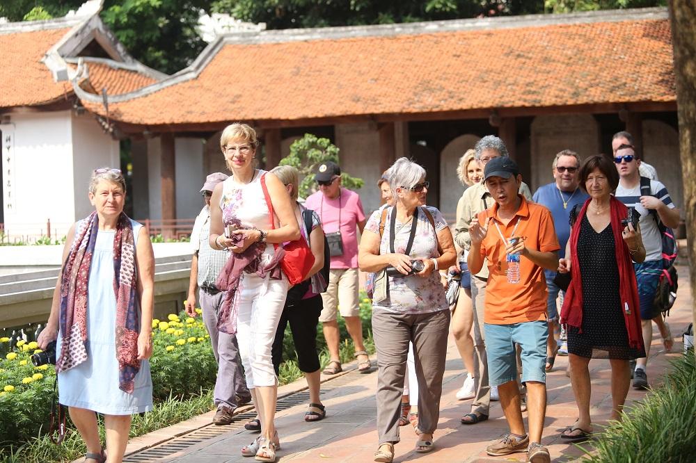 1er semestre: Près 8,5 millions de touristes internationaux au Vietnam