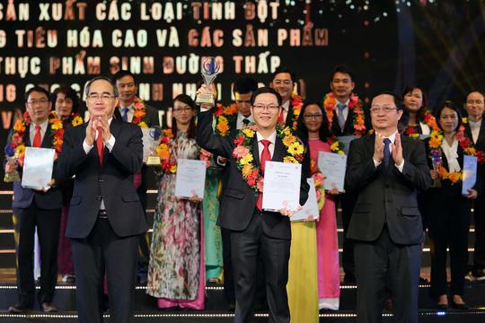 Remise des prix de l'innovation de Ho Chi Minh-Ville 2019 à 44 ouvrages