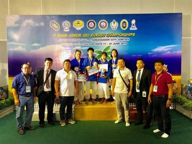 Le Vietnam remporte deux médailles d