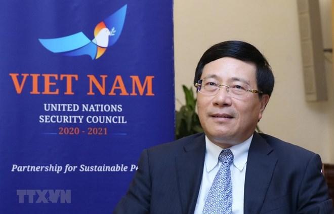 CSNU: Le Vietnam donne la priorité au renforcement des problèmes mondiaux