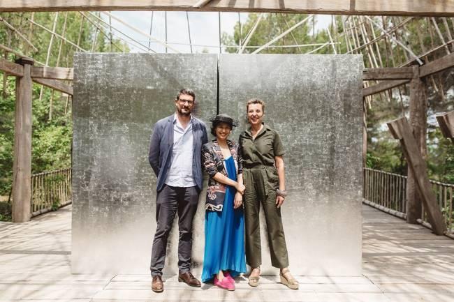 """Une designer vietnamienne présente """"Silver Room"""" au Château La Coste"""