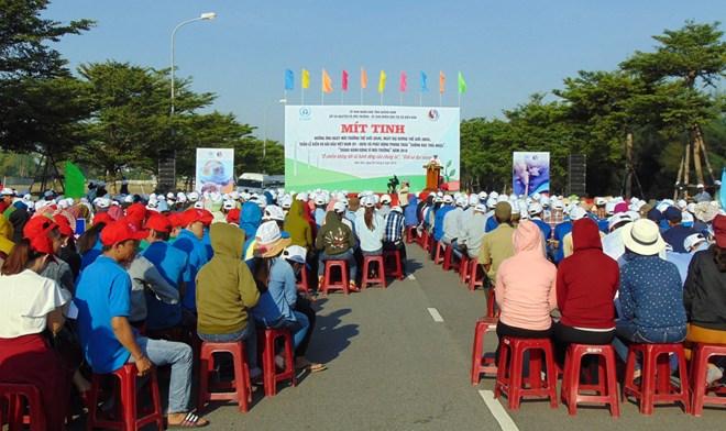 Quang Nam: meeting en écho à la Journée mondiale de l