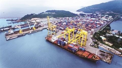 Le réseau portuaire, levier économique de Dà Nang