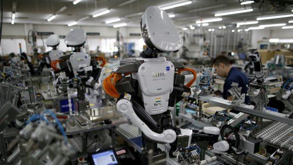 Le monde va perdre des millions d'emploi au profit des robots d'ici 10 ans