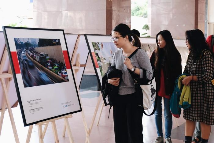 HCM-Ville: Exposition de photos sur la pollution de l
