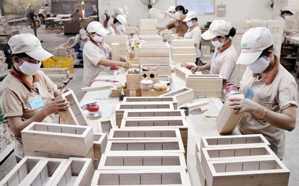 Les exportations de produits sylvicoles en hausse au premier semestre