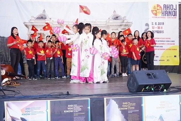 Des fêtes culturelles relient la communauté vietnamienne et les Tchèques