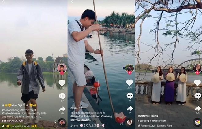 Coopération avec TikTok pour promouvoir le tourisme vietnamien