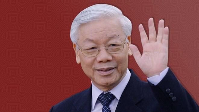 Vietnam-Conseil de sécurité de l'ONU: Message du dirigeant Nguyen Phu Trong