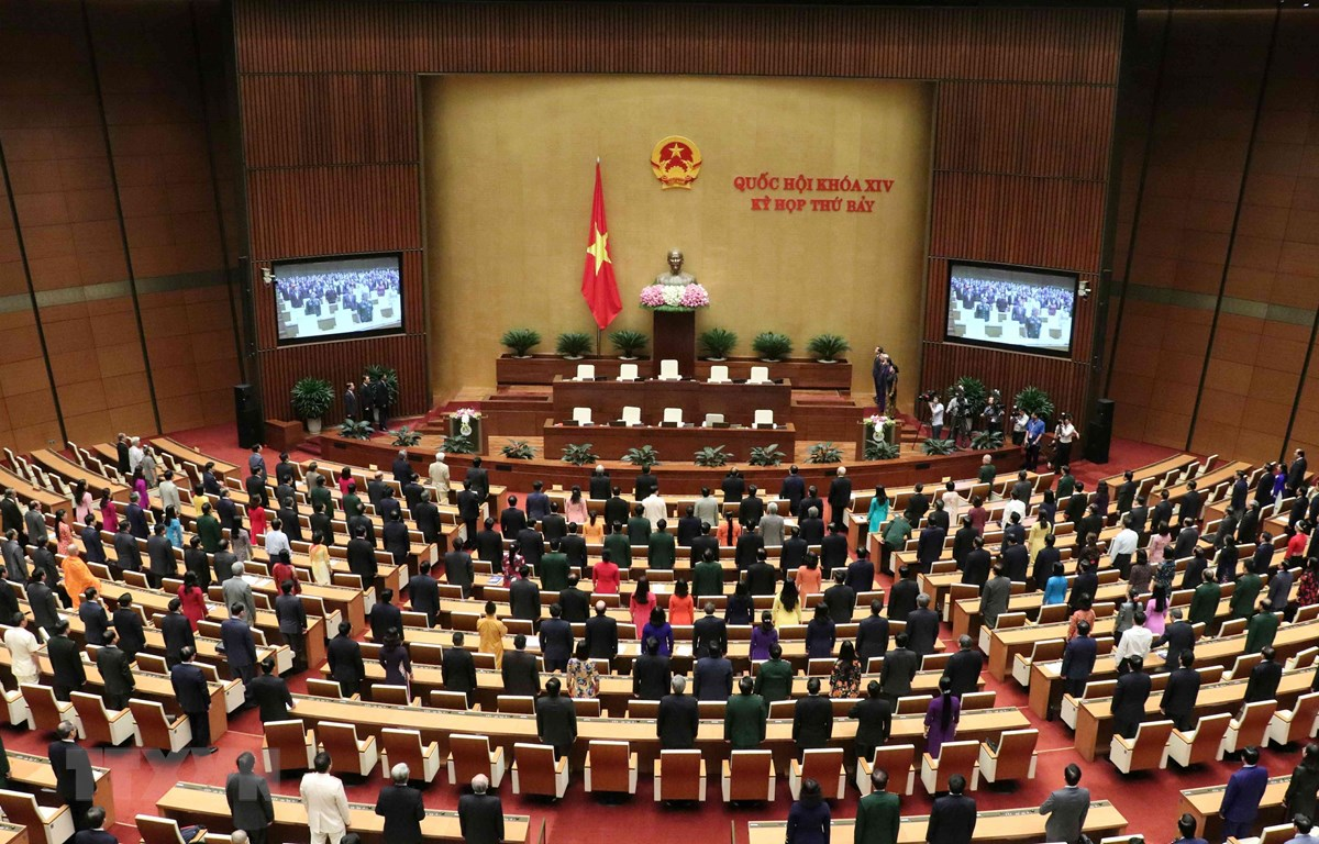 L'Assemblée nationale achève sa 7e session à Hanoi