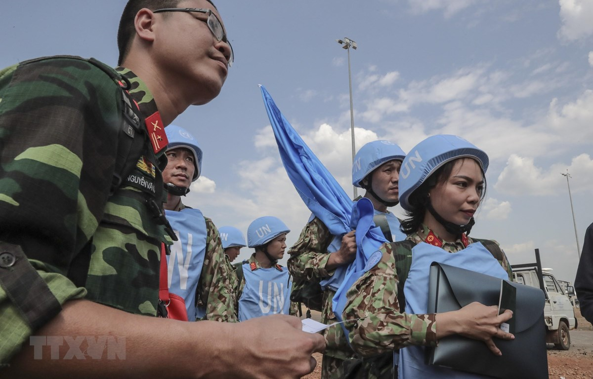 Membre non permanent du CSNU, le Vietnam continue de contribuer davantage à la paix mondiale