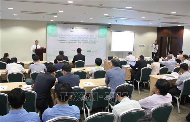 Traitement des déchets: Choix de technologies avancées adaptées aux conditions du Vietnam