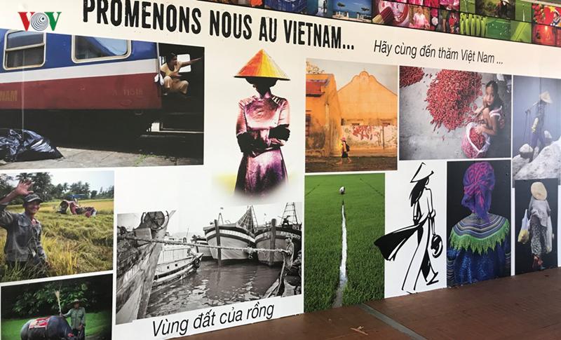 Promotion de la culture vietnamienne au festival de la ville de Choisy-le-Roi