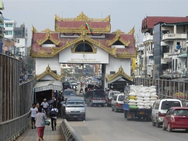 Thaïlande: le commerce transfrontalier continue de progresser au deuxième semestre