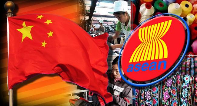 L'ASEAN dépasse les Etats-Unis pour devenir le 2e partenaire commercial de la Chine