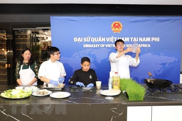 Le Vietnam contribue activement au Festival de l