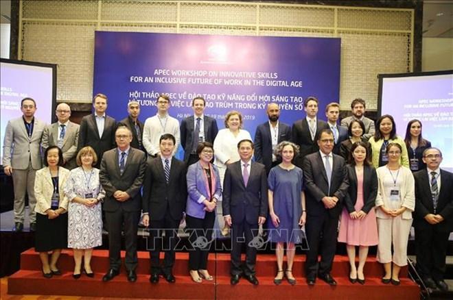 Un séminaire de l'APEC promeut les compétences innovantes à l'ère numérique