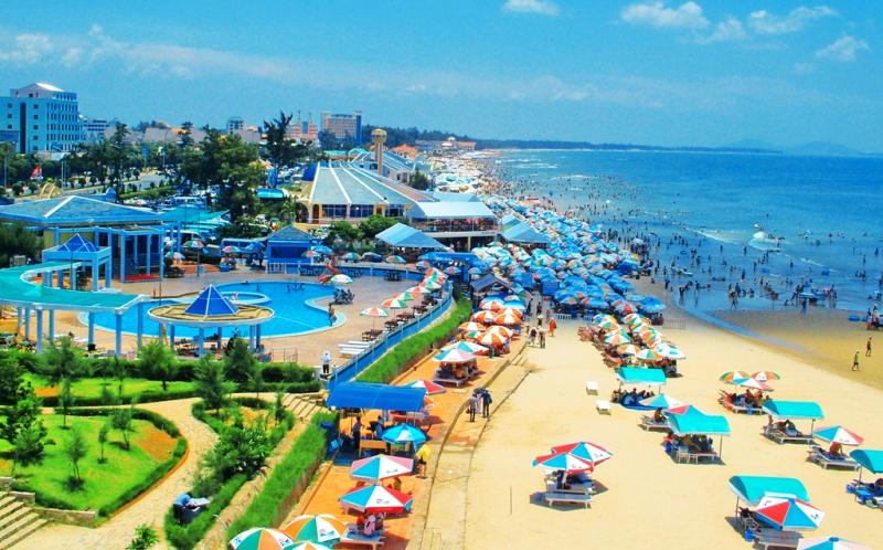 Ba Ria-Vung Tau: hausse de plus de 29% du nombre de touristes