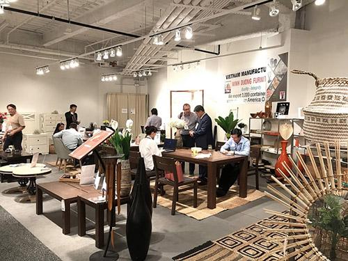 Le Vietnam au salon du meuble de Las Vegas 2019