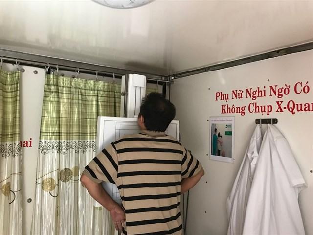 HCM-V demande aux hôpitaux de rejoindre le programme de prévention de la tuberculose