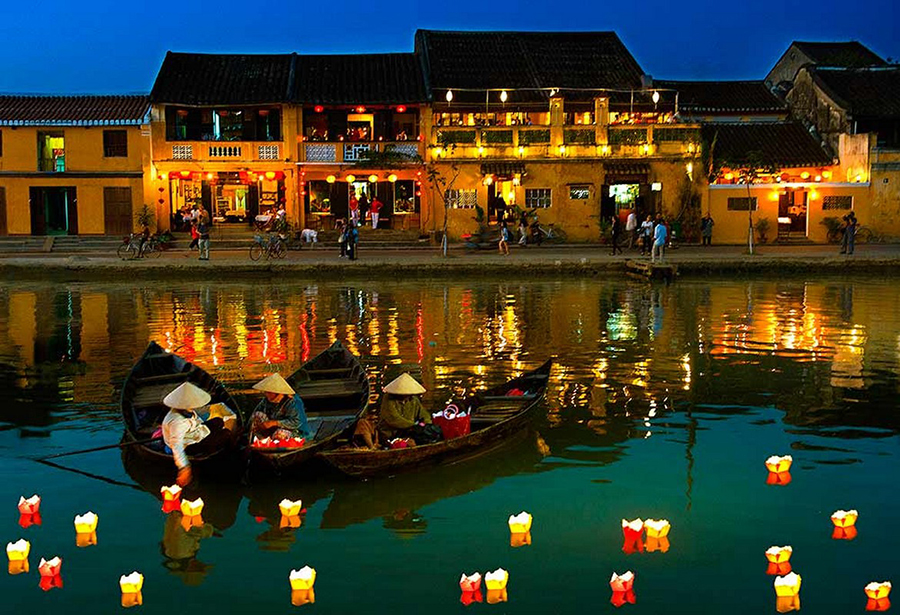 Le Centre du Vietnam parmi les 10 destinations les plus attrayantes d