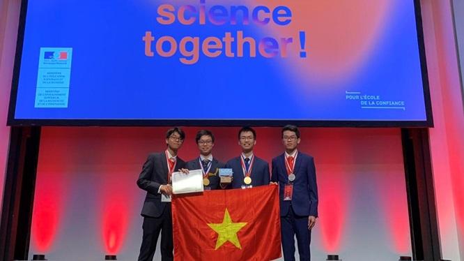 ICho 2019: un élève vietnamien obtient la note maximale à l