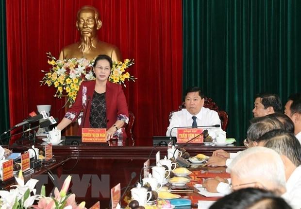 Vinh Long invité à intensifier ses avancées stratégiques en matière économique