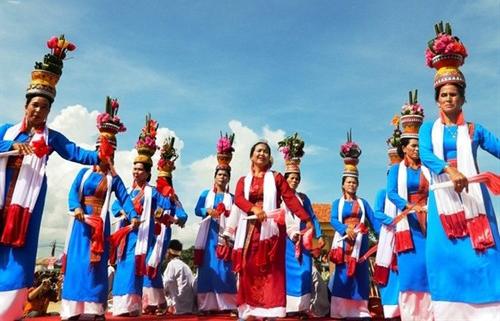 5ème festival culturel, sportif et touristique des Cham