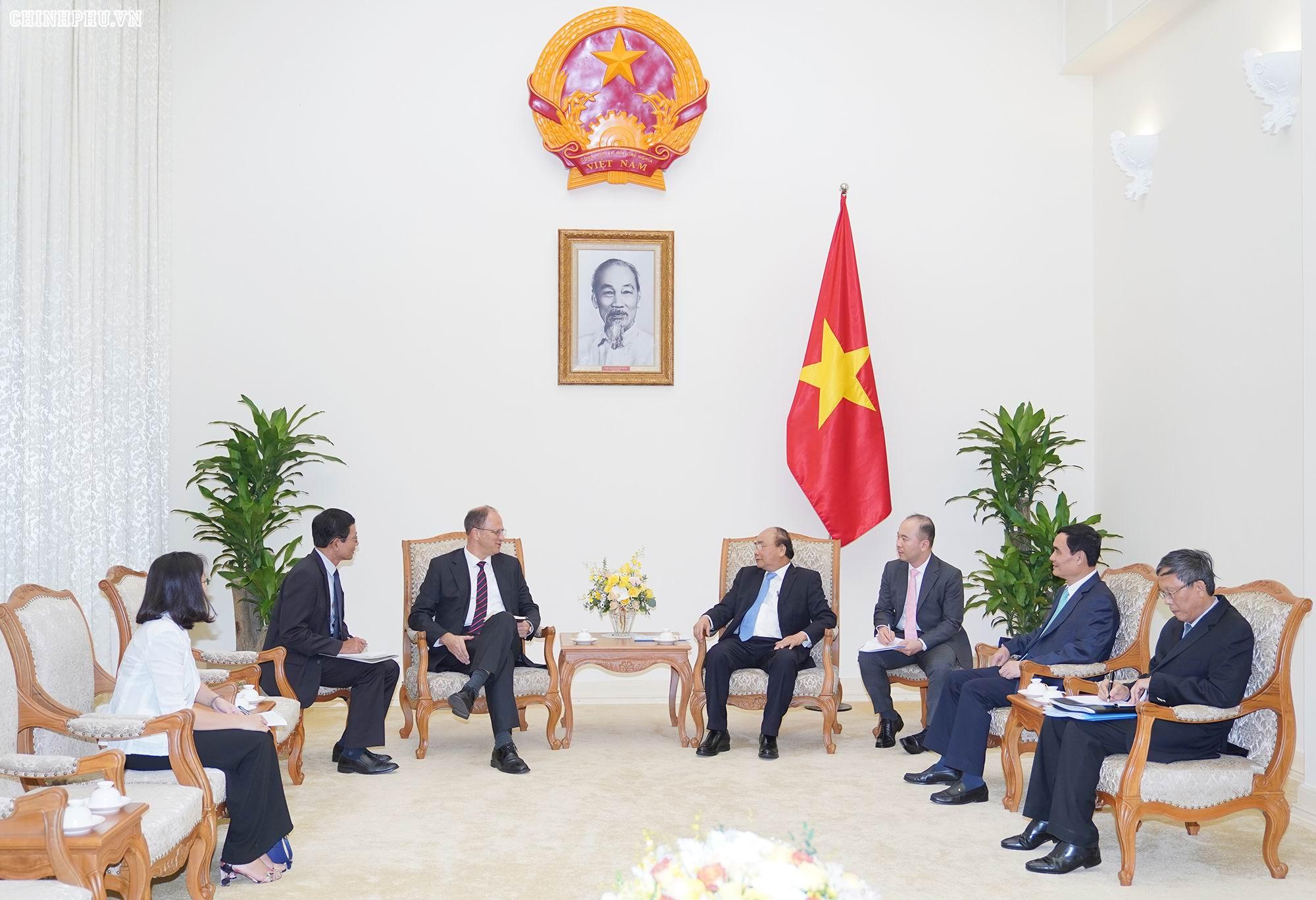 Le PM souhaite une coopération intégrale avec l'Allemagne