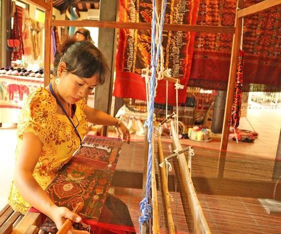 Plus de 80 artisans montreront leurs talents au festival de la soie à Hoi An