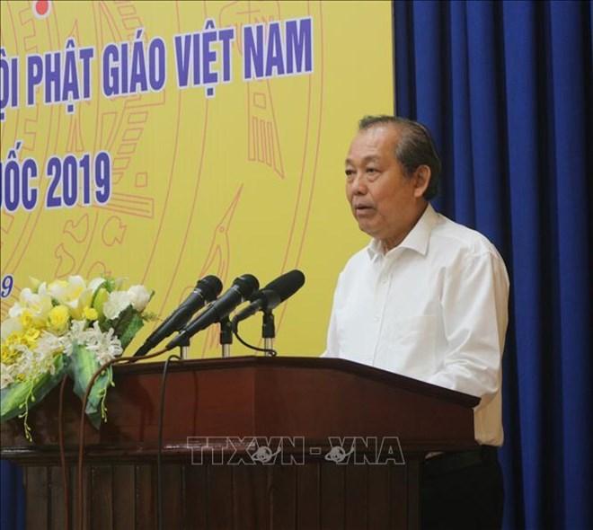 Le Vietnam respecte et garantit la liberté religieuse