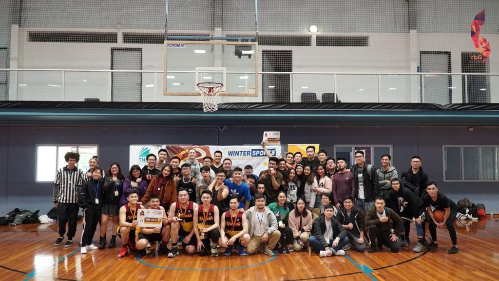 Les étudiants vietnamiens en Australie enthousiastes à la Sydney Wintersport 2019